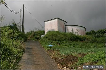 Réservoir d'eau de Papaye