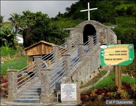 Chapelle de Papaye, inaugurée le 17 novembre 2013