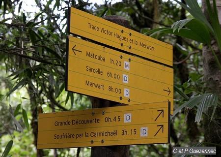 Panneau 4 - Altitude 1140m