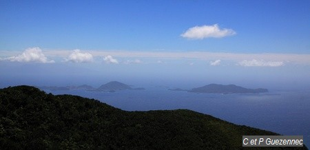 L'archipel des Saintes