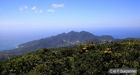 Les Monts Caraïbes