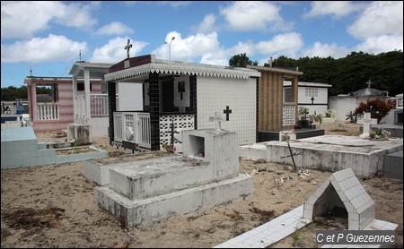 Cimetière marin de Port-Louis