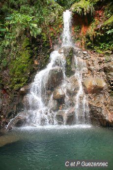 Cascade La Parabole